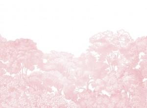 Fototapet premium, model 3d, Fototapet pentru visători, Pink, dimensiuni pe comanda