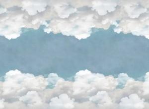 Fototapet premium, model 3d, Nori pentru tavan, Cuddle Clouds, Ceiling, dimensiuni pe comanda