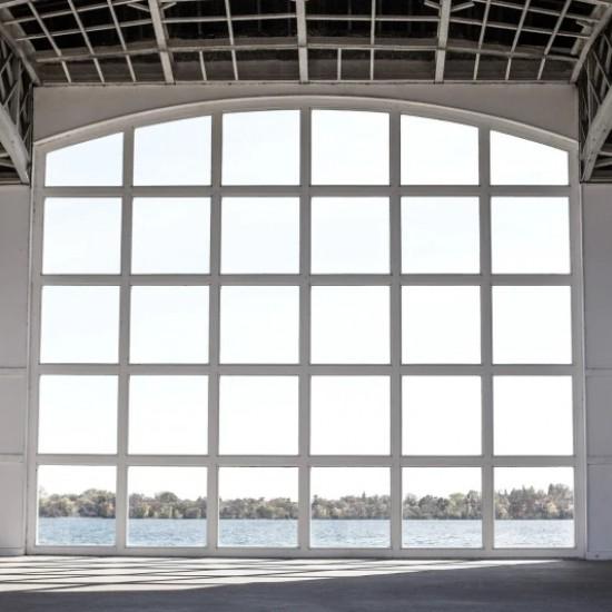 Fototapet premium, model 3d, fereastră, dimensiuni pe comanda