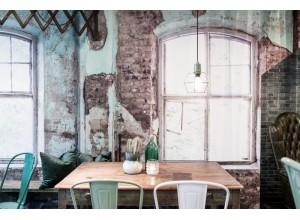Fototapet premium, model 3d, fațade - pereții Perspective Manoir, Pastel, dimensiuni pe comanda