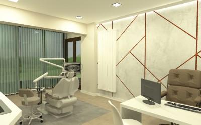 Proiect Design Interior -Cabinet Stomatologic Ramnicu Valcea