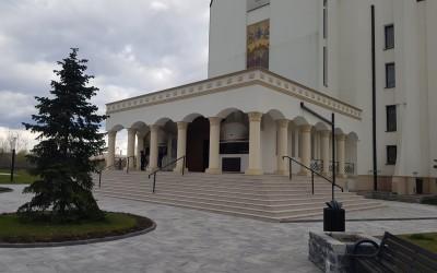 Ornamente Polistiren Catedrala Ramnicu Valcea