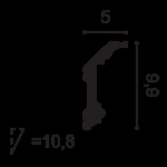 Cornisa C321 Noblesse, Orac Decor - 2ML