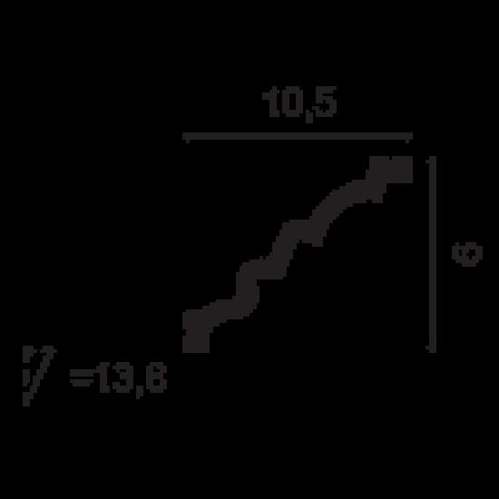 Cornisa C326 Manoir, Orac Decor- 2ML