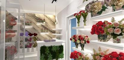 Design Interior Florarie Ramnicu Valcea