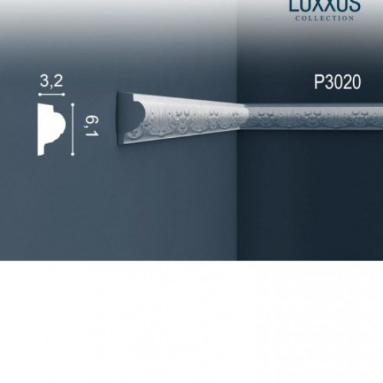Profil Decorativ P3020-2ML
