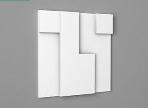 Panou Decorativ 3D - W102 CUBI