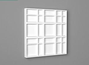 Panou Decorativ 3D - W104 Kilt