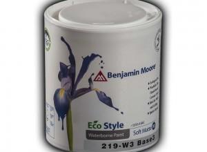 Ecostyle vopsea ecologica pe baza de apa cu finisaj mat, cod 219