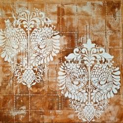 Vopsea decorativa Calce Cruda