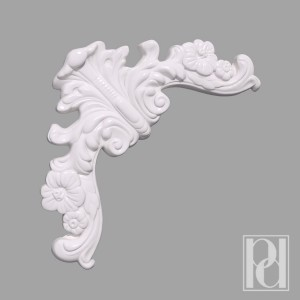 Ornament pentru perete, poliuretan rigid, FPAD9