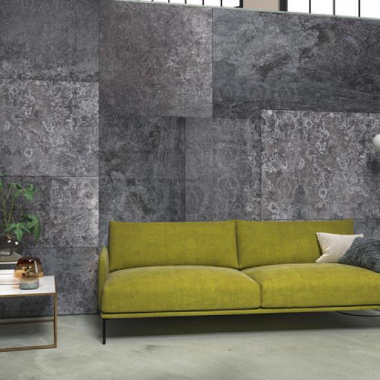 Fototapet premium, beton aparent, Komar XXL4-062, rola de 9.12 mp