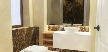 Design interior - Baie moderna