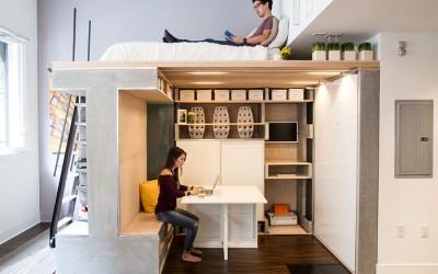 Top idei pentru decorarea inteligentă a spațiilor mici