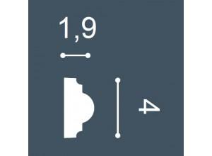 Profil Decorativ  PX120-2ML