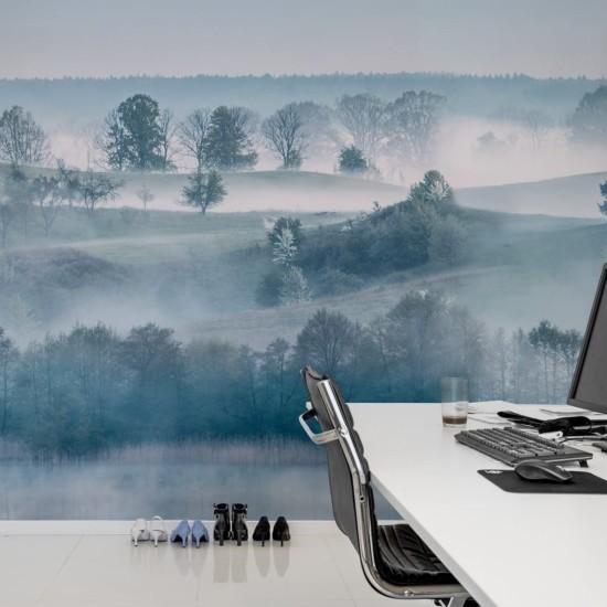 Fototapet premium, model 3d ceata , dimensiuni pe comanda