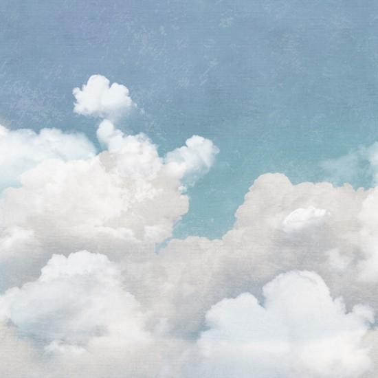 Fototapet premium, model 3d cu  nori, dimensiuni pe comanda